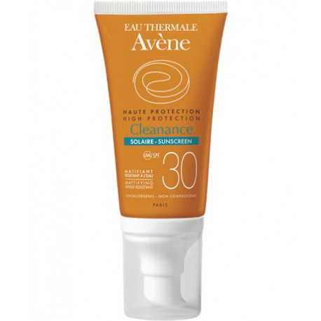 AVENE CLEANANCE SOLAR SPF 30 50 ml Matificante