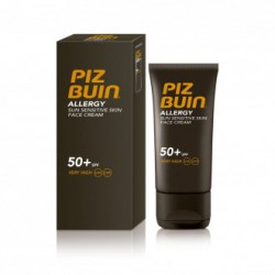 PIZ BUIN ALLERGY Crema Facial SPF 50 50 ml