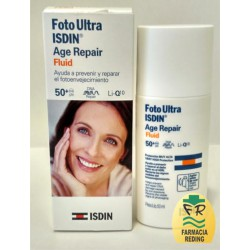 FotoUltra ISDIN Age Repair Fluid 50+ 50ml