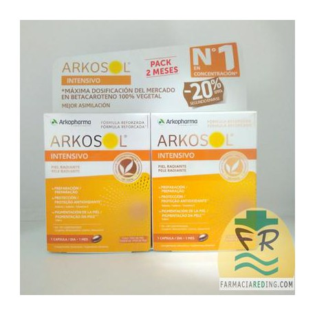 ARKOSOL ADVANCE 30 PERLAS + REGALO