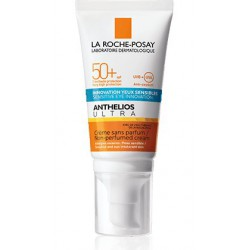Anthelios Ultra SPF 50+ Crema sin perfume 50 ml