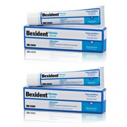 Bexident Pack Pasta Triclosan 125 X2