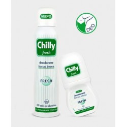 Chilly Desodorante Fresh Spray 150 ml