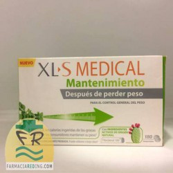 XLS Medical Mantenimiento 180 Comprimidos