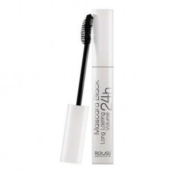 ROUGJ Mascara Negra 24h Long Lasting