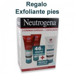 NEUTROGENA PACK DUREZA + EXFOLIANTE