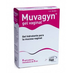 MUVAGYN GEL VAGINAL 8U