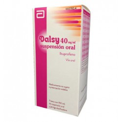 Dalsy 40 mg/ml suspensón oral