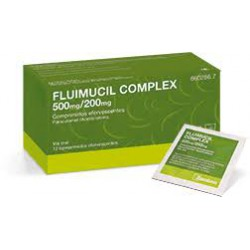 Fluimucil Complex 500 mg / 200 mg