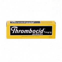 Thrombocid  pomada 1mg/g
