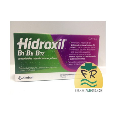 Hidroxil vitamina b
