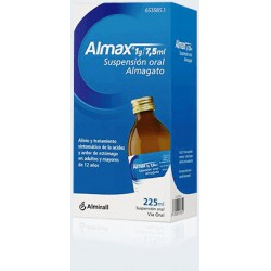 Almax 1 gr/7.5ml Susp. Oral 225 ml