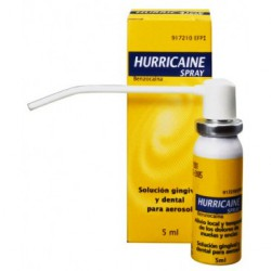 Hurricaine Spray Sol. 200 mg/ml