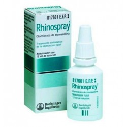 Rhinospray Nebulizador Nasal 12 ml