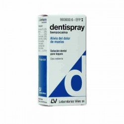 Dentispray Solución Dental